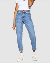 TOPSHOP Petite - Mom Jeans