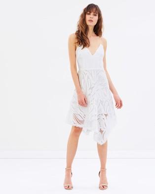 Talulah – Carnation Strappy Mini Dress