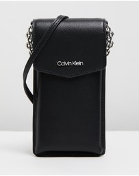 Calvin Klein - Chained Phone Pouch
