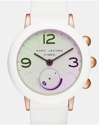 Marc Jacobs - Hybrid Smartwatch Riley White