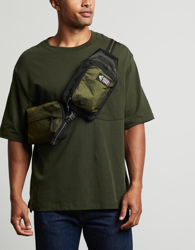 Women Xplorer Primegreen Waist Bag