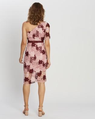 Chi Chi London Suti Dress - Dresses (Mink)