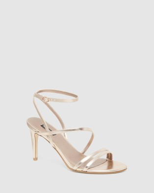 Nine West Dena - Sandals (ROSE GOLD)