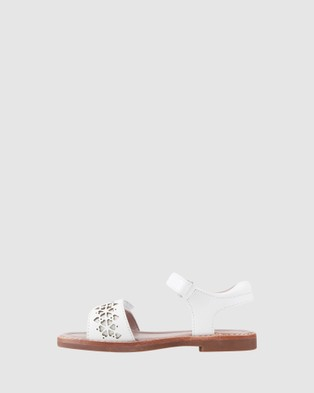 CIAO Willow - Sandals (White)