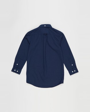 Gant Teen  Archive Oxford ButtonDown Shirt - Shirts & Polos (Evening Blue)