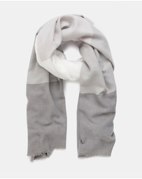 Forever New - Chloe Colourblock Stripe Scarf