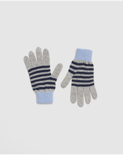 Kate & Confusion - Rugby Stripe Gloves