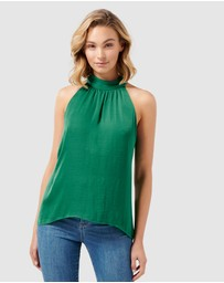 Forever New - Cleo Ruched Neck Cami