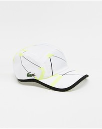 Lacoste - Tennis Diamond Weave Cap