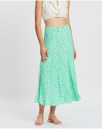 Faithfull The Brand - Valensole Midi Skirt