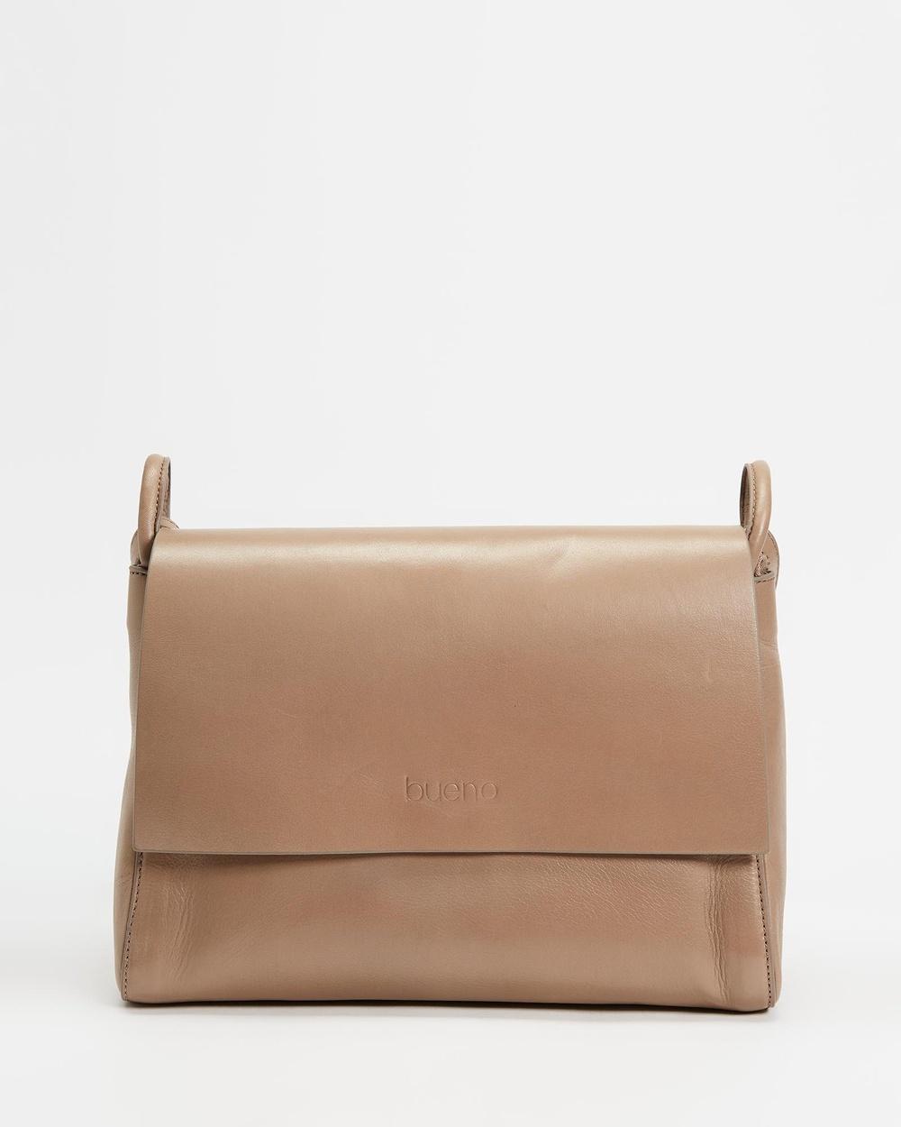 Bueno Delaney Handbags Darkstone Cross-body bags Australia