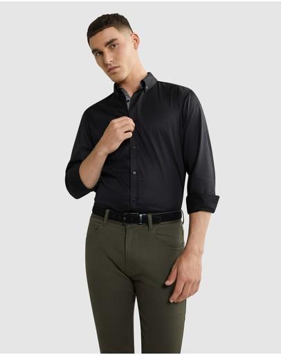 Yd. Dexter Shirt Black