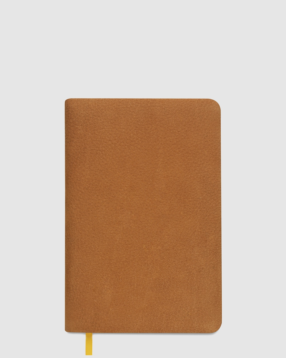 Status Anxiety Past Life Notebook Accessories Tan/Blank Pages