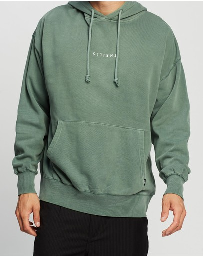 Thrills - Minimal Thrills Slouch Pull-On Hoodie