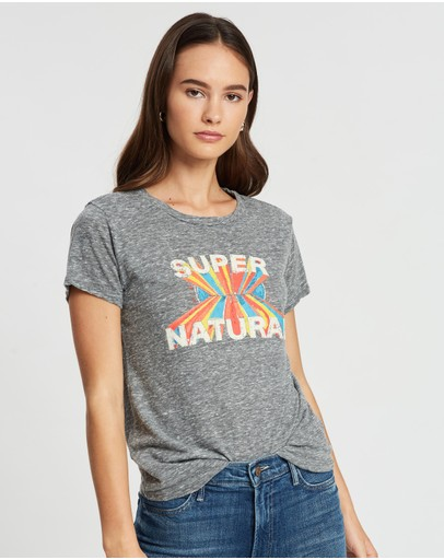 Mother Denim The Little Goodie Tee Supernatural