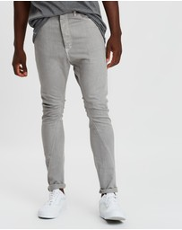 Surrounded By Ghosts - The Vanadinite Low Crotch Jean