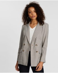 Sportscraft - Frances Check Jacket