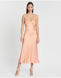 Hansen & Gretel - Artemis Silk Dress
