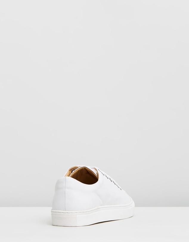 Women Meadows Leather Sneakers