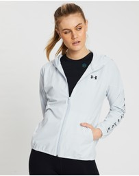 Under Armour - Woven Hooded Jacket