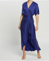Ginger & Smart - Destiny Wrap Dress