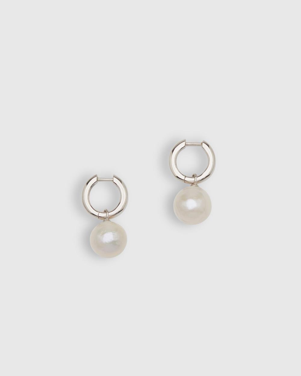 ALIX YANG Lucie Earrings Jewellery Silver