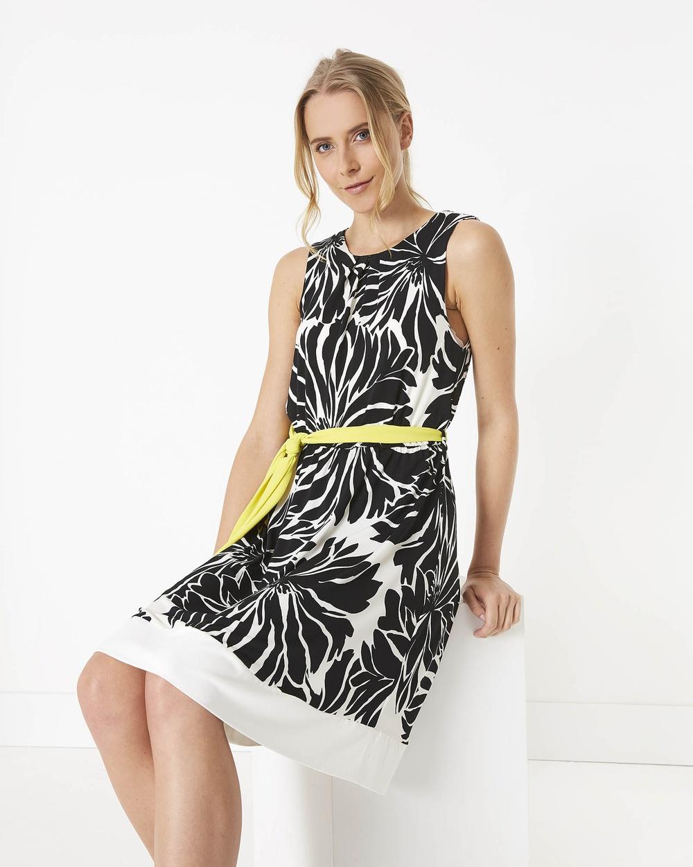Stella Print California Dress
