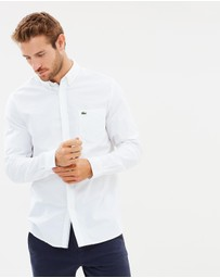 Lacoste - Regular Fit Oxford Shirt