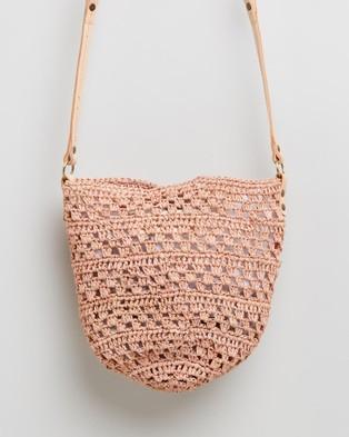 Sans Arcidet Paris Kapity Small Bag - Handbags (Powder Pink)