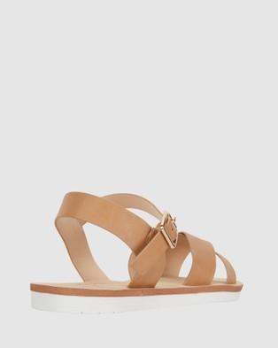 Ravella Diane - Flats (CAMEL)