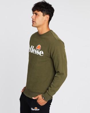 Ellesse - Succiso Sweater Sweats (Khaki)