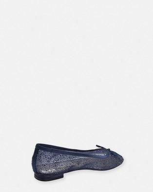 Alan Pinkus - Twinkle Ballet Flats (NAVY)