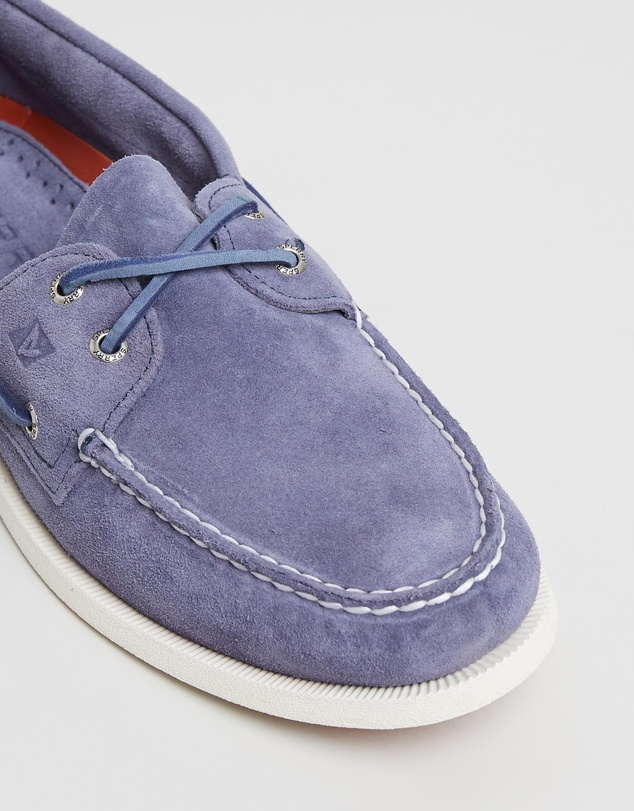 Sperry - Authentic Original 2-Eye Summer Suede Boat Shoes