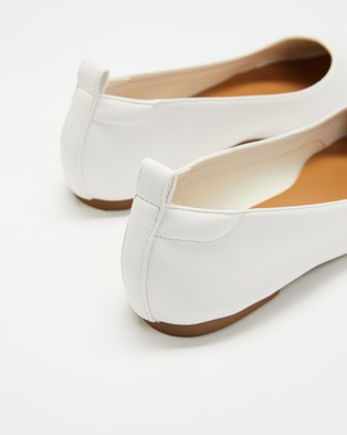 Therapy Angelina - Ballet Flats (White)