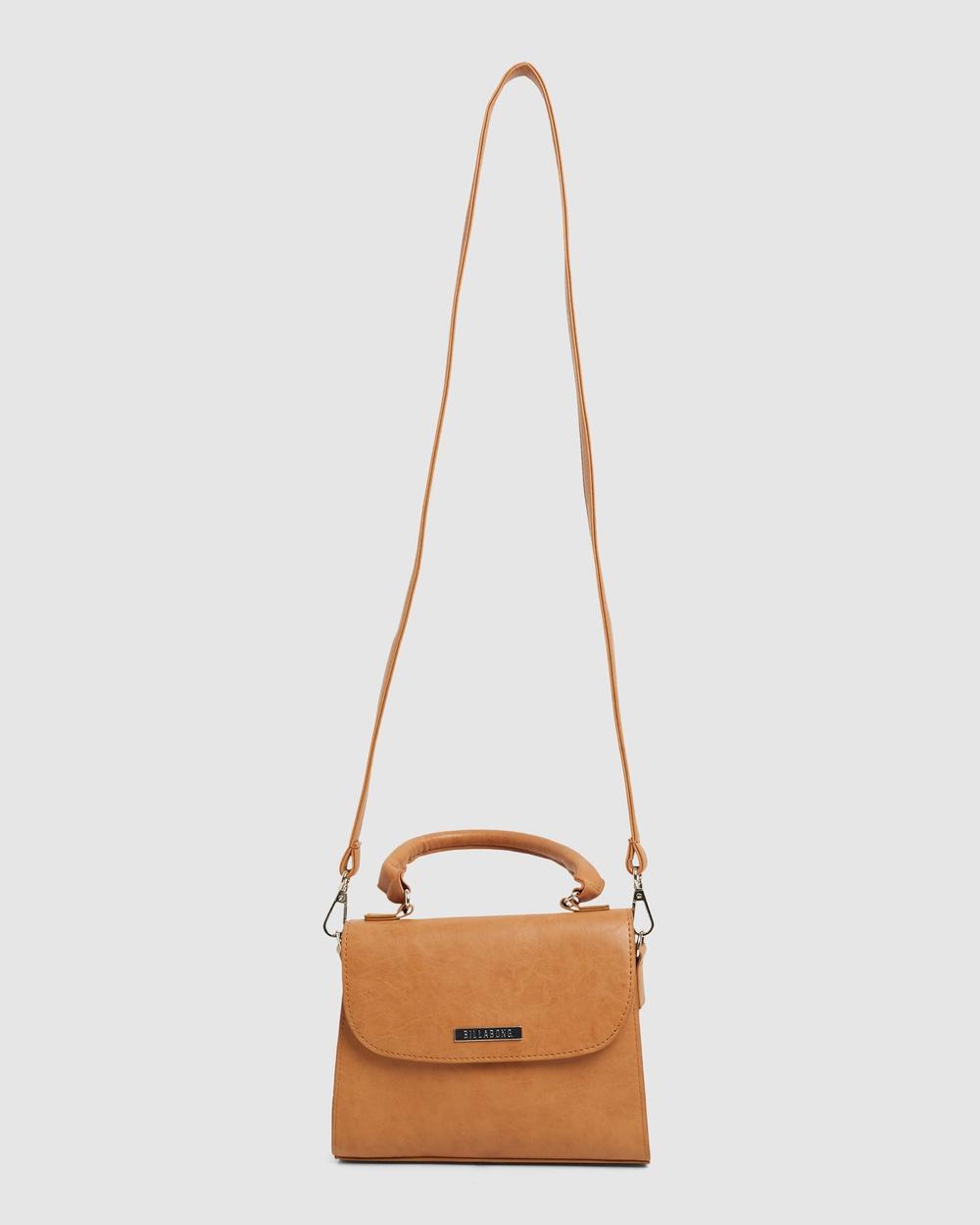 Billabong Del Mar Carry Bag Satchels TAN