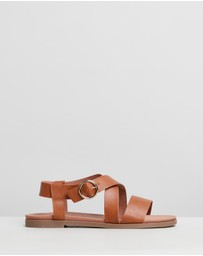 SPURR - Brill Sandals