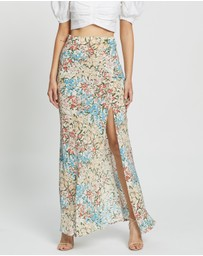 Bec + Bridge - Wisteria Midi Skirt