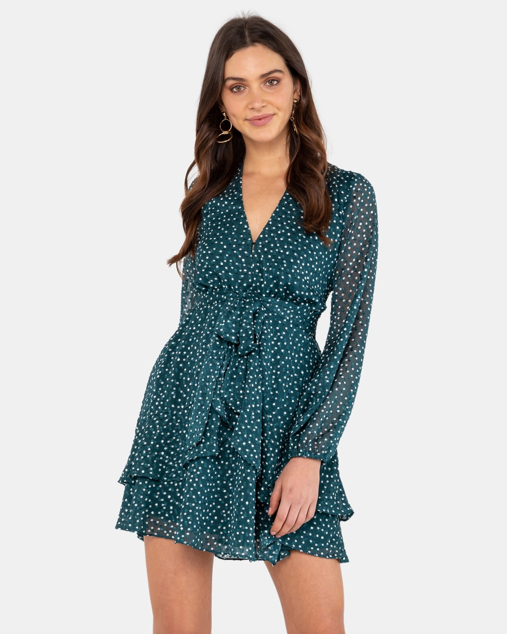 Rodeo Show Melody Dress Printed Dresses Print Melody Dress