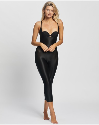 Spanx - Suit Your Fancy Open-Bust Catsuit