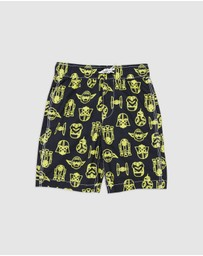 GapKids - Star Wars™ Swim Trunks - Teens
