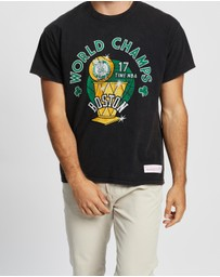 Mitchell & Ness - World Champs SS Tee