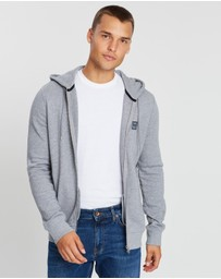 Znacks Zip-Through Hoodie