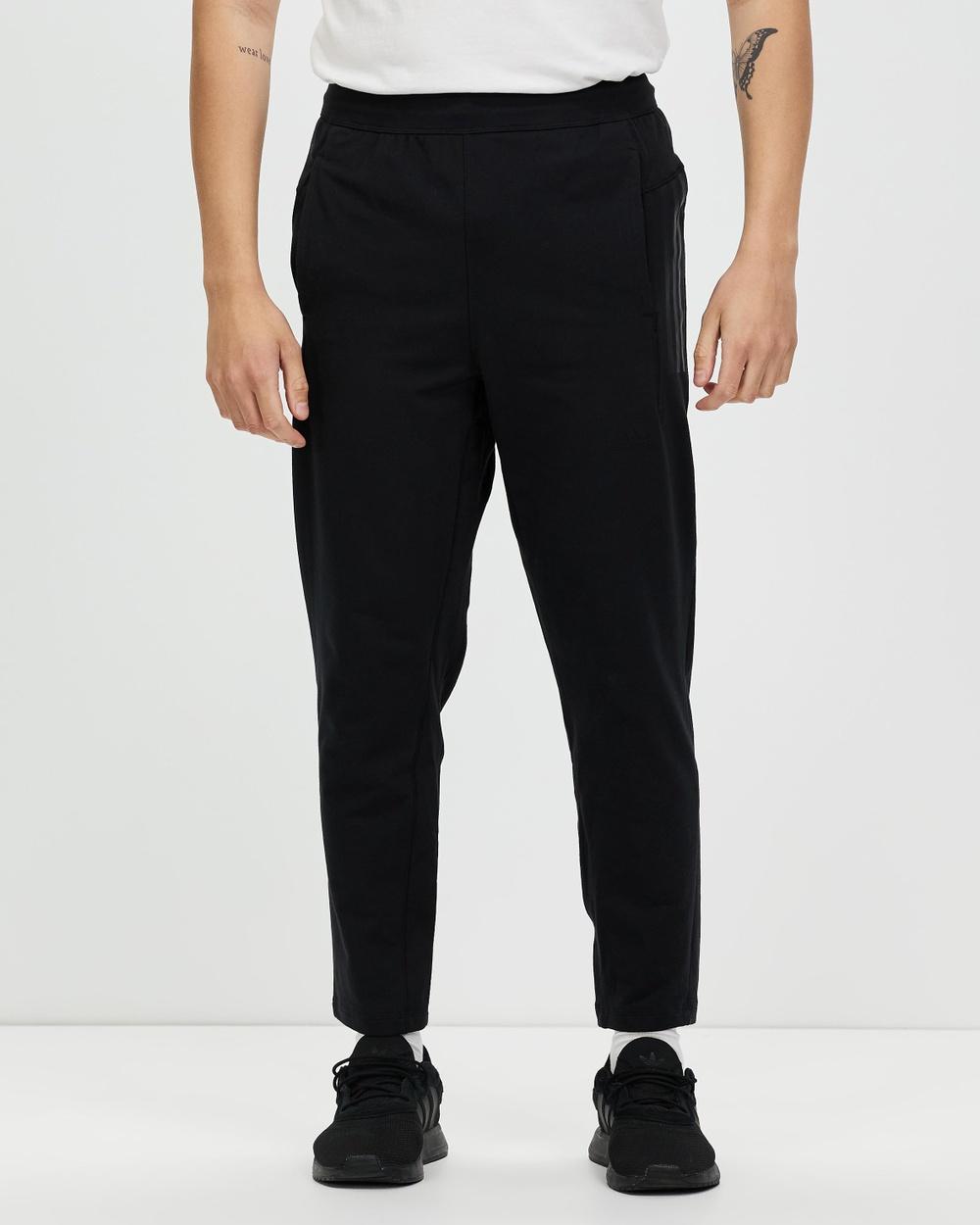 adidas Performance Yoga Pants Sweatpants Black