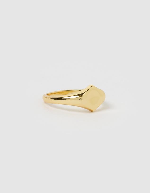 Women Ameera ring Gold