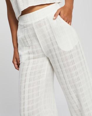 Rusty Allura Winds Pants - Pants (Vintage Cream)