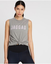 Jaggad - Side Step Muscle Tank