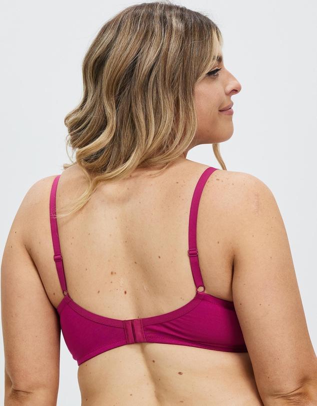 Women Full Coverage Contour Embrace Bra