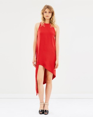 IRO – Hamlin Dress Red