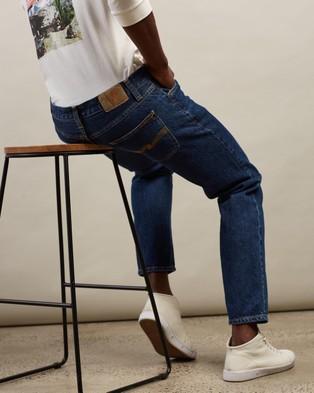 Nudie Jeans Gritty Jackson - Jeans (Dark Space)