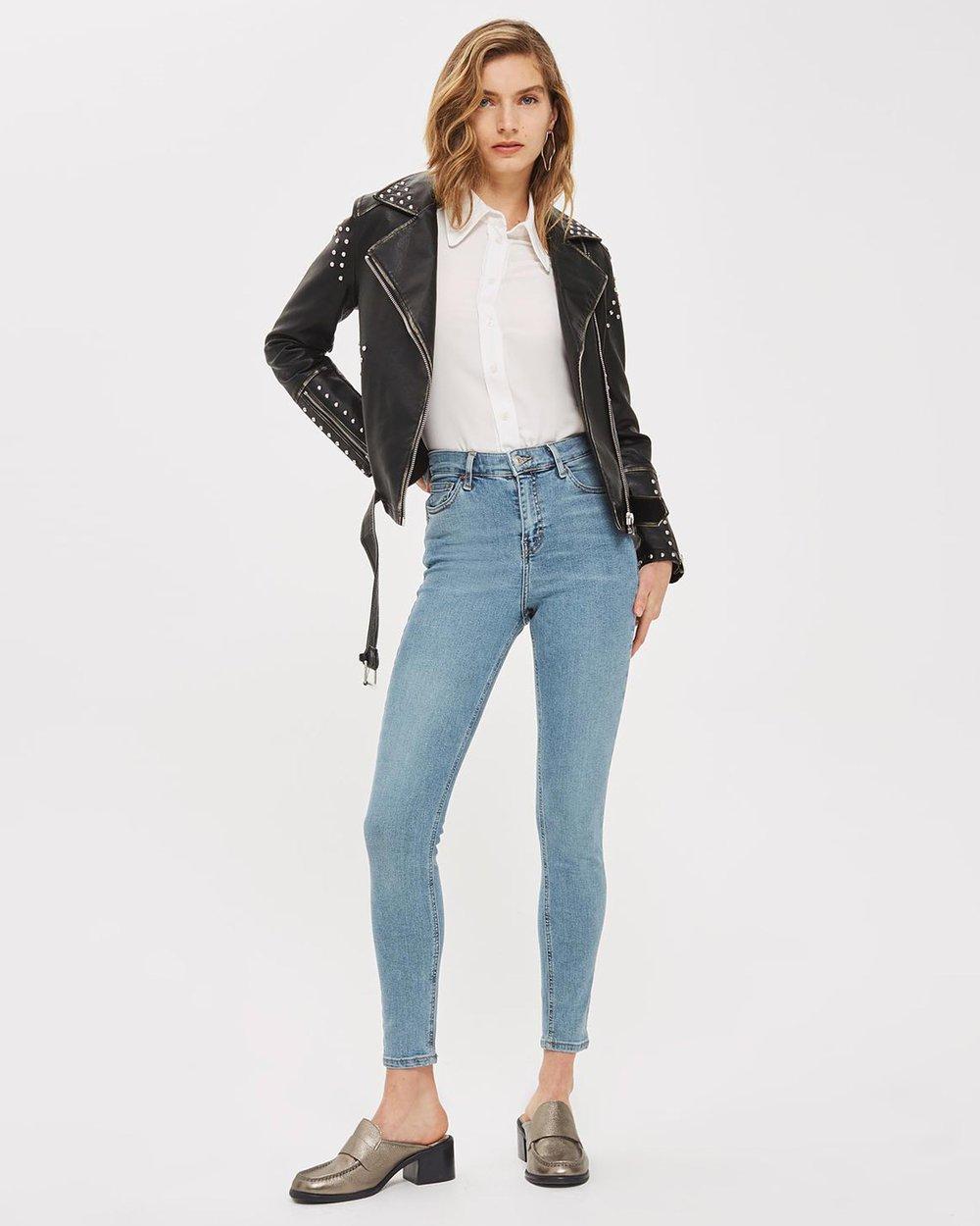 c8d909de78343 MOTO Winter Jamie Jeans by TOPSHOP Online   THE ICONIC   Australia